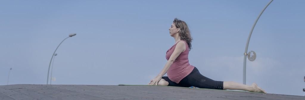 Gilli Kalmin Glikberg Yoga