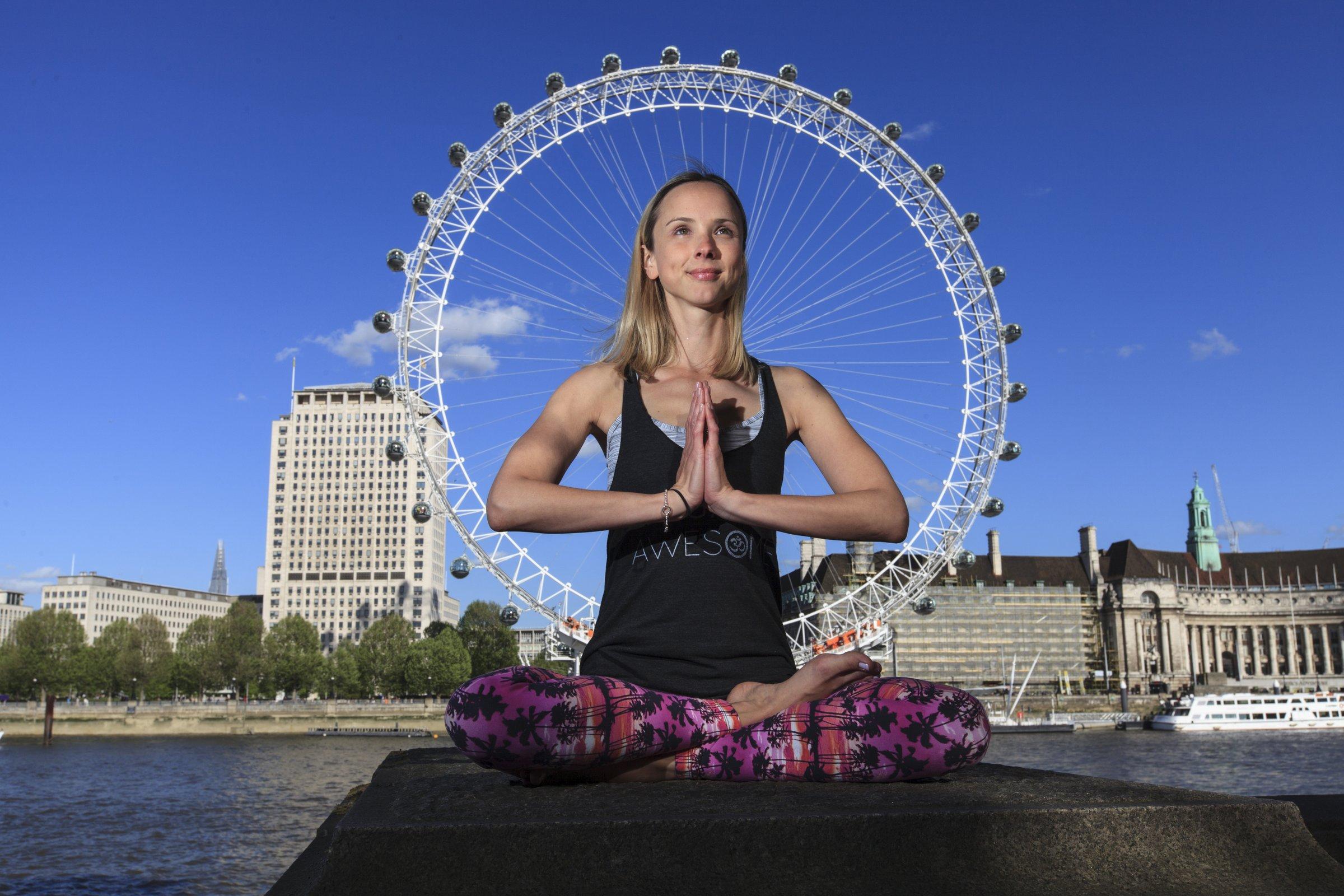 Kate Francis Yoga
