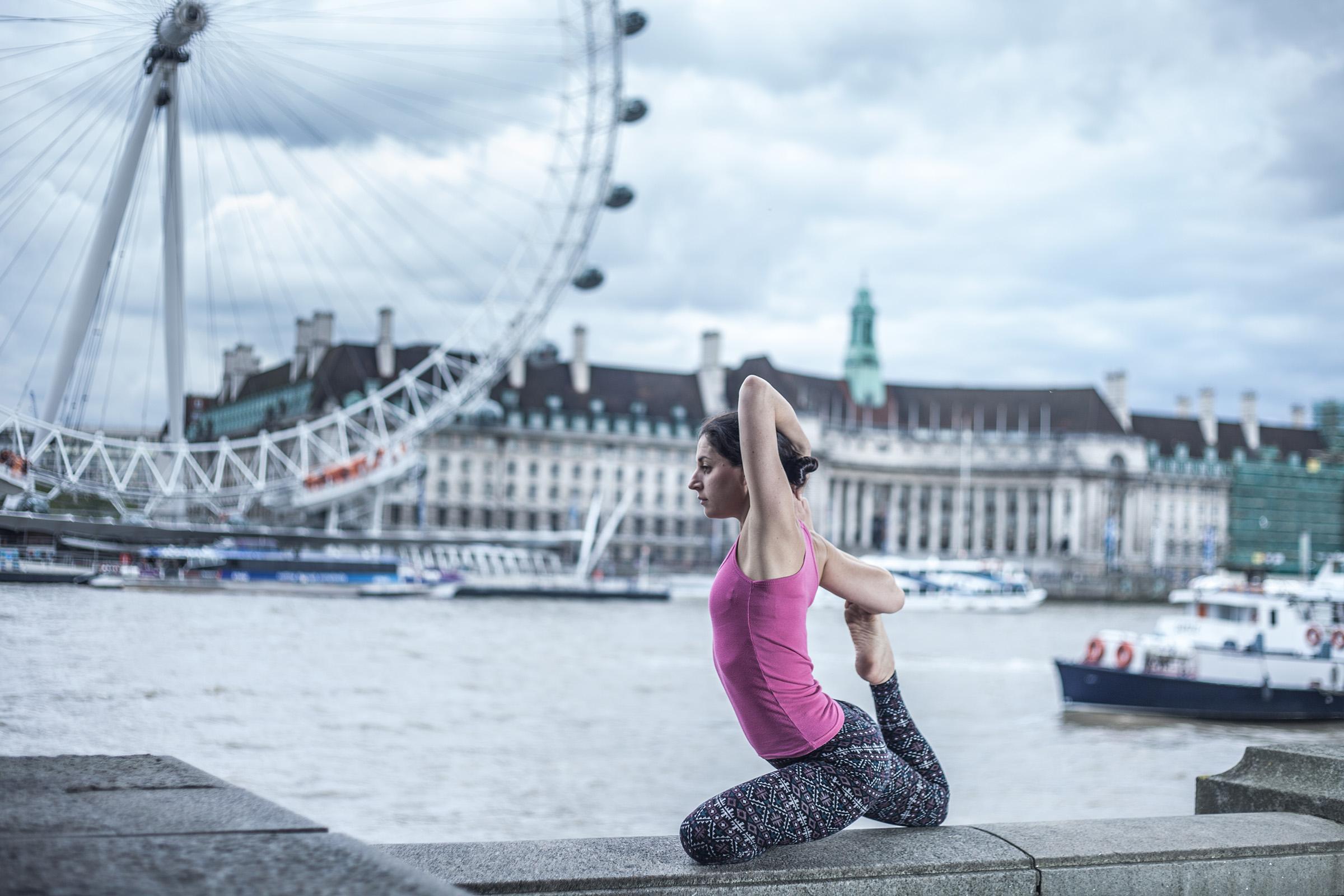 Yoga with Charli