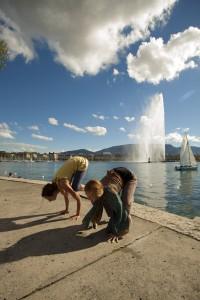Claire Sunny-Yoga & Kasey Barbey Sallurday Ananda Yoga, geneva, switzerland