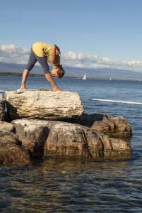 Claire Sunny-Yoga, geneva, switzerland