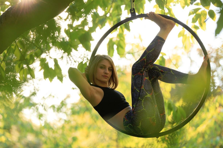 Alice Aerial Hoop