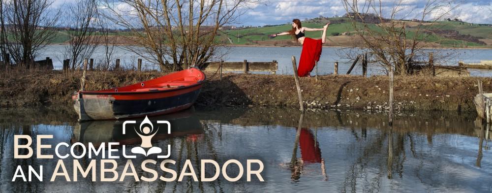 Elad Itzkin Yoga Photography - Ambassadors Program