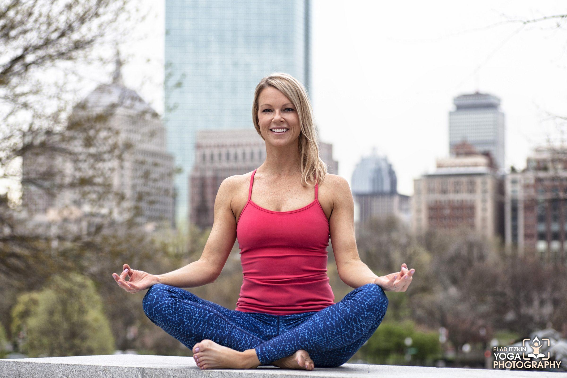 Meghan Rozanski Yoga Photos, Boston, Massachusetts, United State of America - Elad Itzkin Yoga Photography