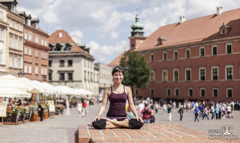 Agnieszka Kowalska Yoga Photos in Warsaw, Poland, Elad Itzkin Yoga Photography 0239