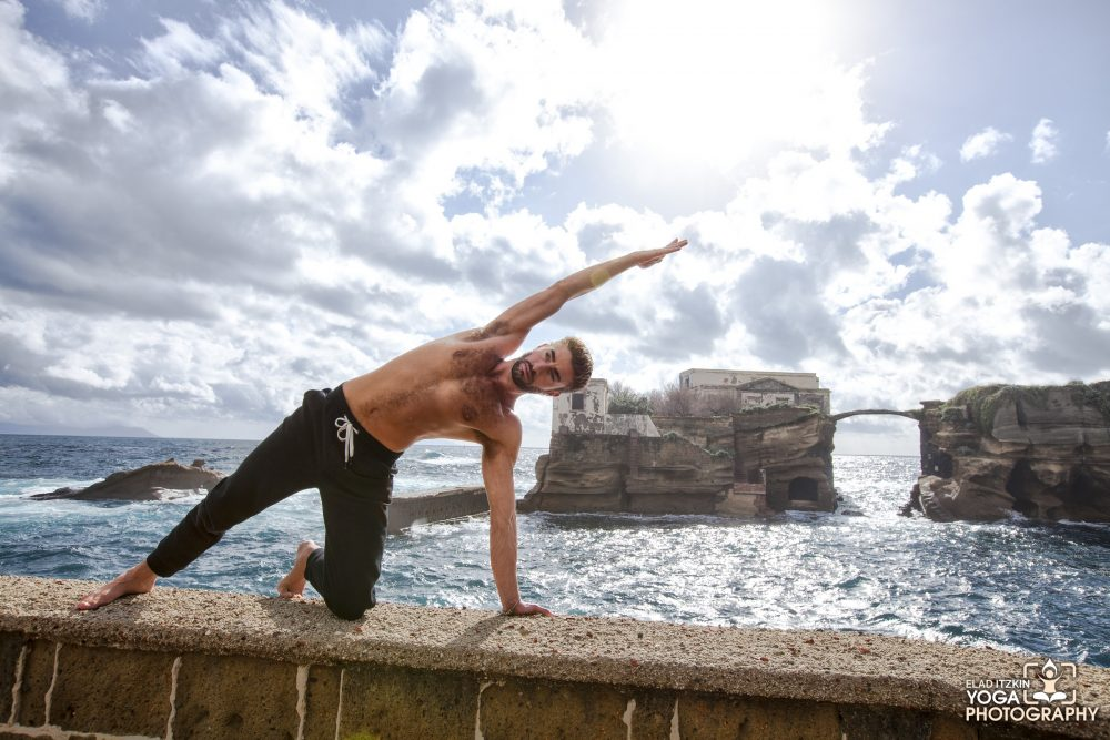 Elad Itzkin Yoga Photography - Best Yoga Photos