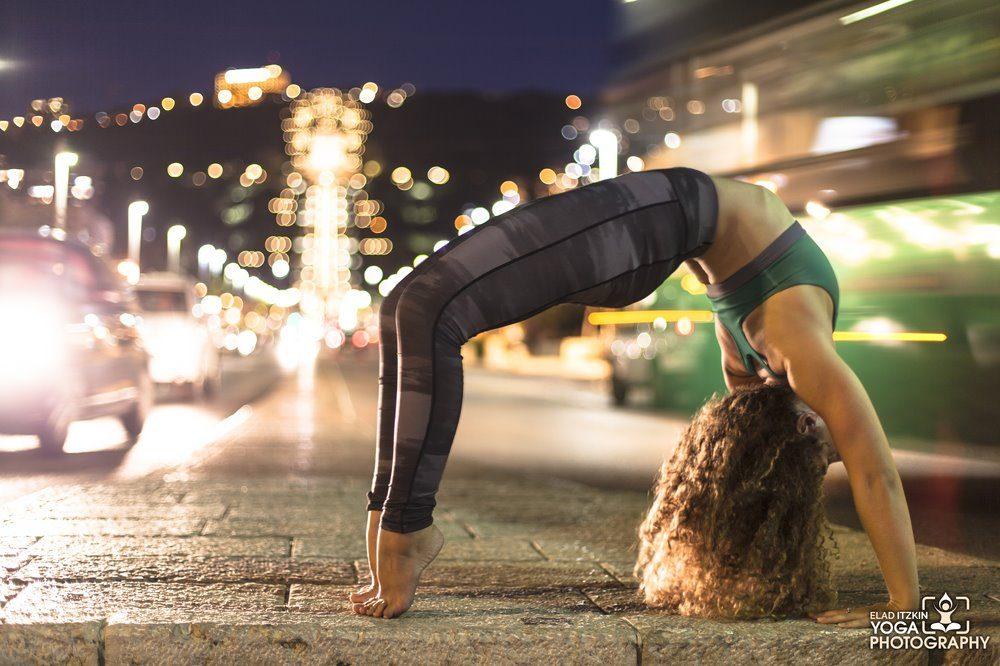 Talia Welka Elad Itzkin Yoga Photography