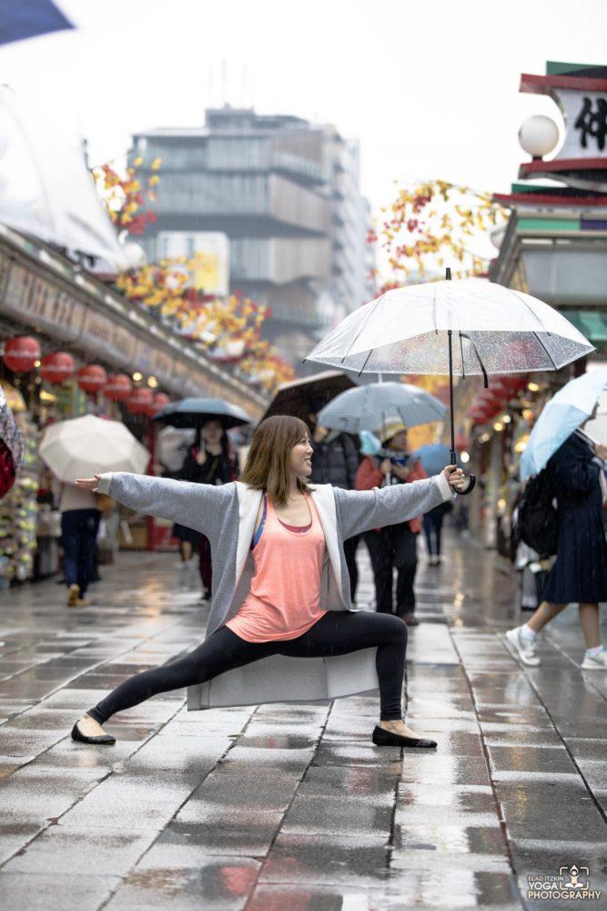 Elad Itzkin Yoga Photography - Arisa Kinoshita 8339