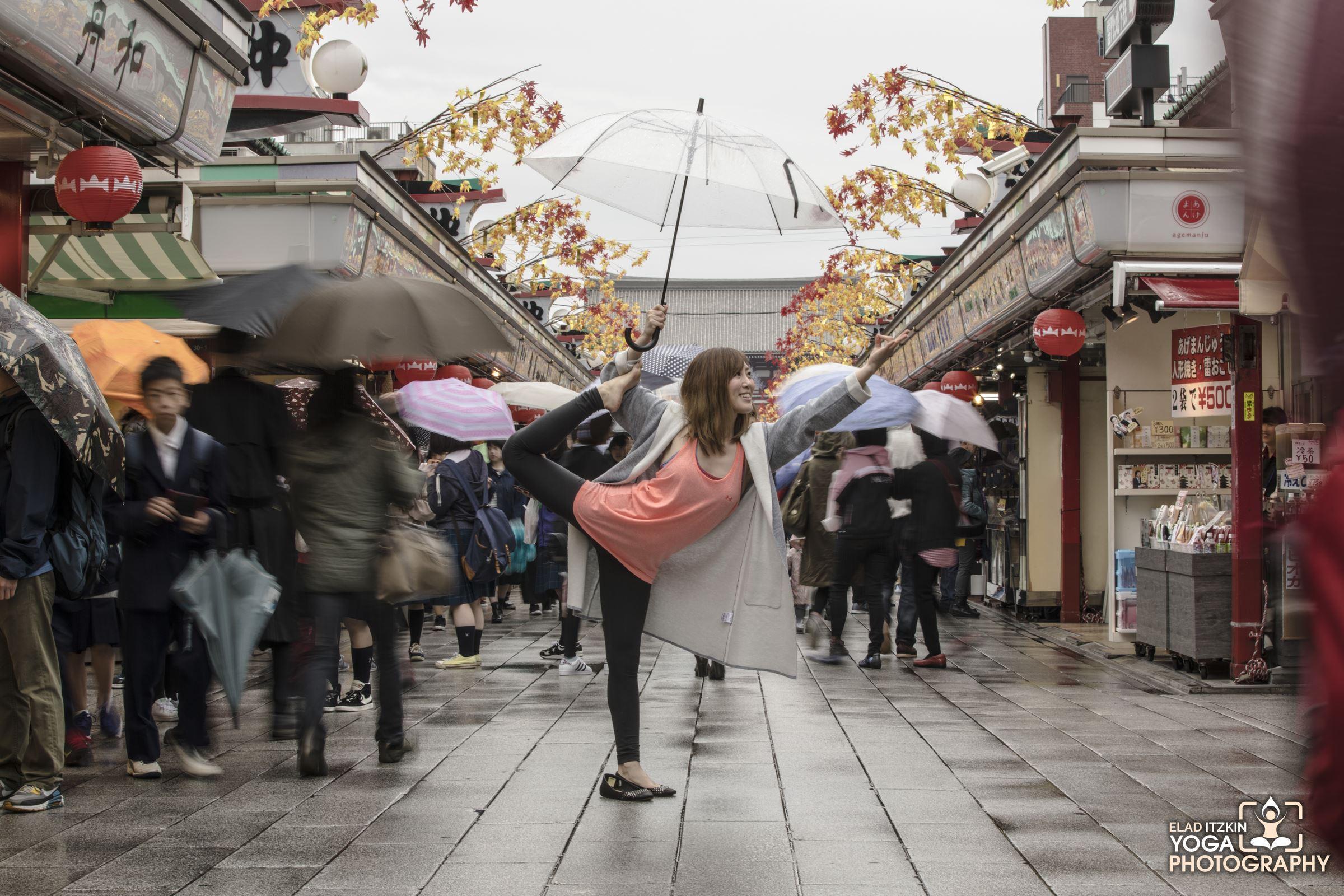 Elad Itzkin Yoga Photography - Arisa Kinoshita 8521