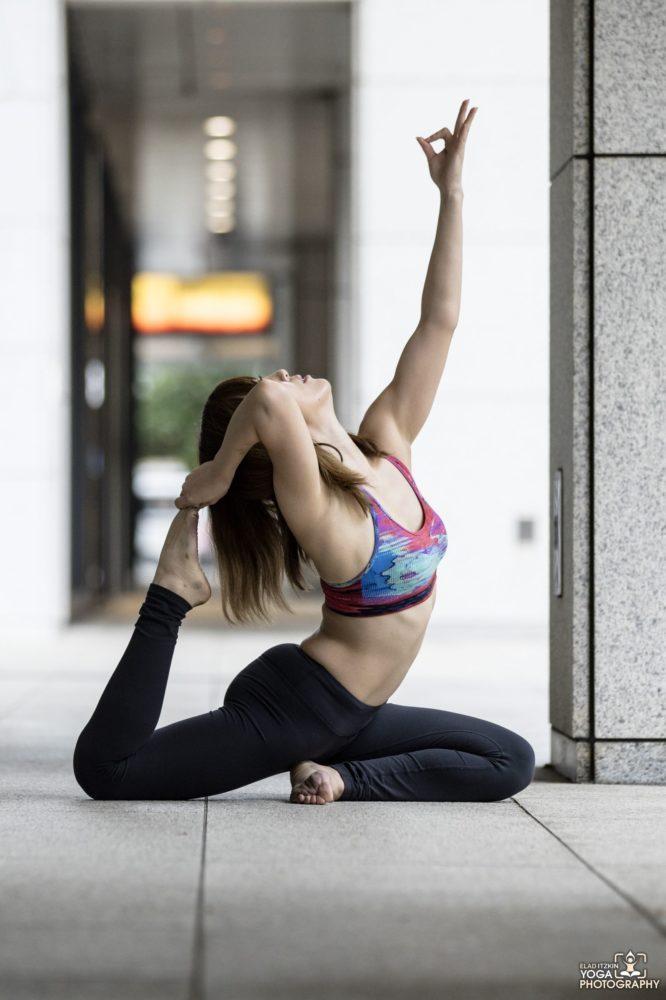 Elad Itzkin Yoga Photography - Arisa Kinoshita 8607