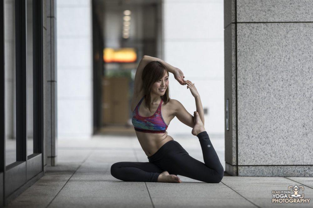 Elad Itzkin Yoga Photography - Arisa Kinoshita 8620