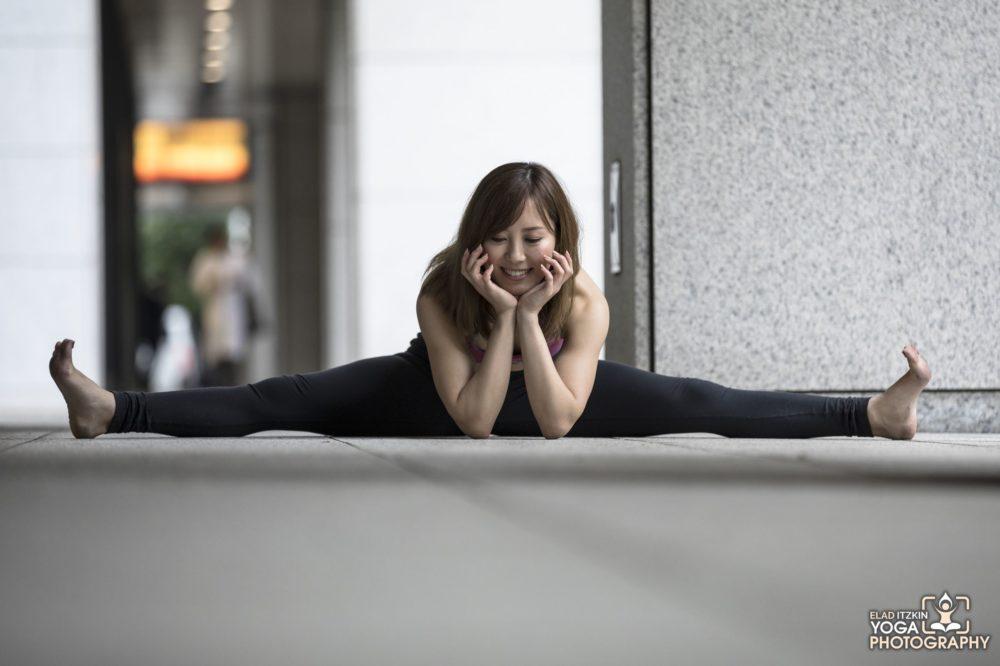 Elad Itzkin Yoga Photography - Arisa Kinoshita 8632