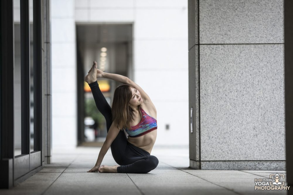 Elad Itzkin Yoga Photography - Arisa Kinoshita 8644