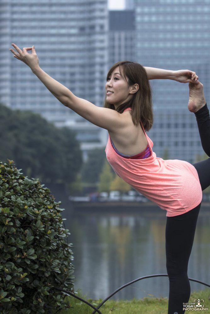 Elad Itzkin Yoga Photography - Arisa Kinoshita 8649