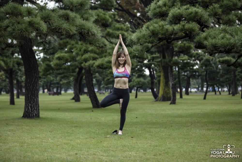 Elad Itzkin Yoga Photography - Arisa Kinoshita 8674
