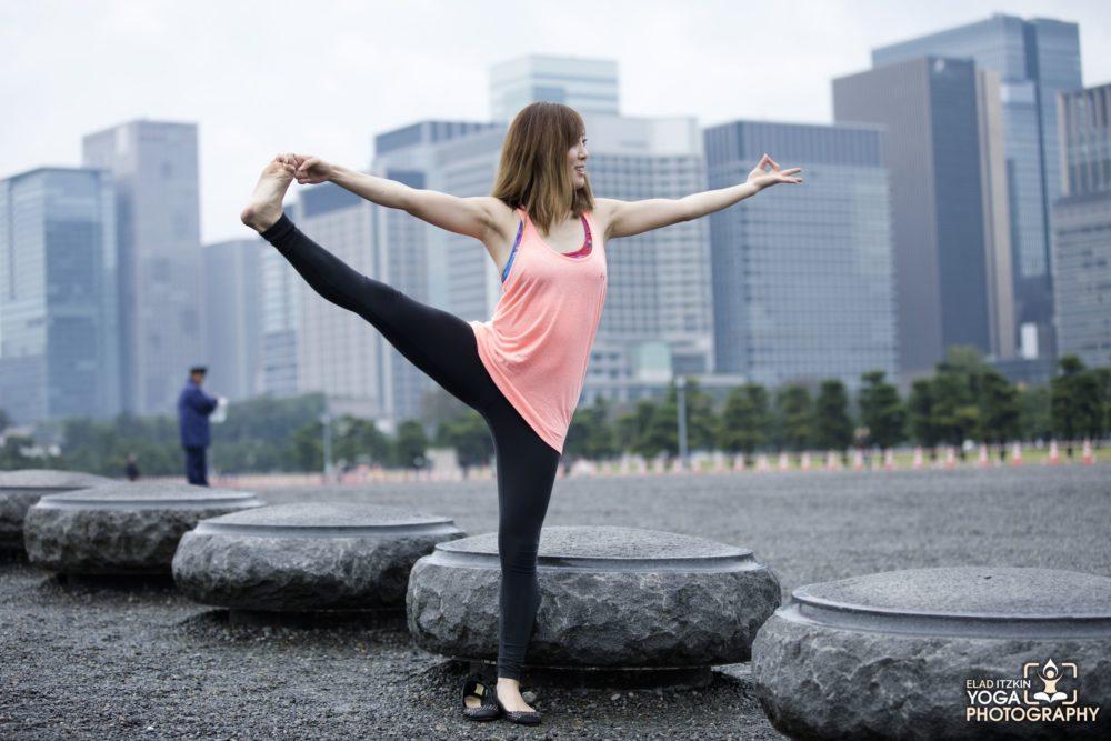 Elad Itzkin Yoga Photography - Arisa Kinoshita 8783
