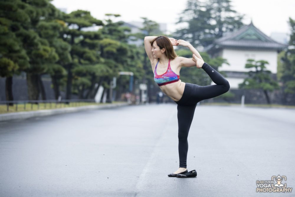 Elad Itzkin Yoga Photography - Arisa Kinoshita 8805