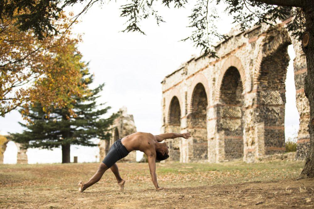 Elad Itzkin Yoga Photography - Carlos Sanchespinoza - 8421