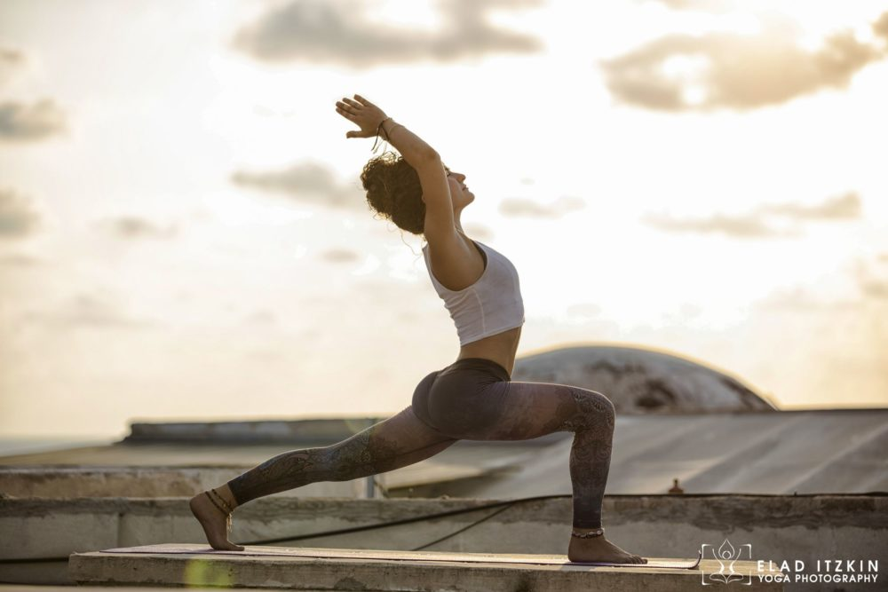 Elad Itzkin Yoga Photography - Kim Bassen and Eyal Mayer - ELAD4601