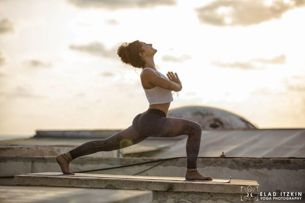 Elad Itzkin Yoga Photography - Kim Bassen and Eyal Mayer - ELAD4604