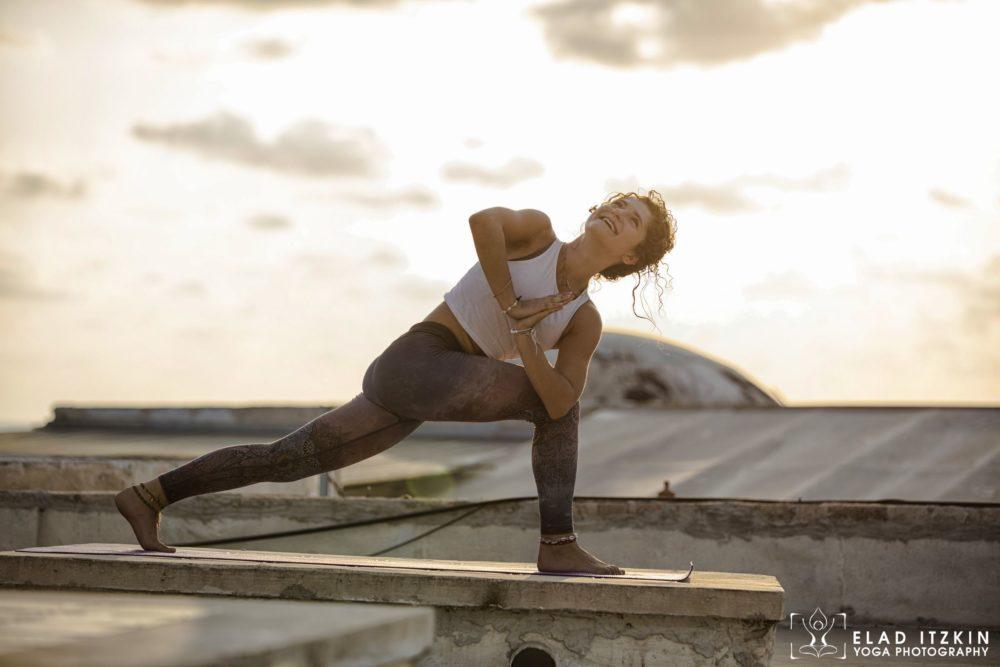 Elad Itzkin Yoga Photography - Kim Bassen and Eyal Mayer - ELAD4608