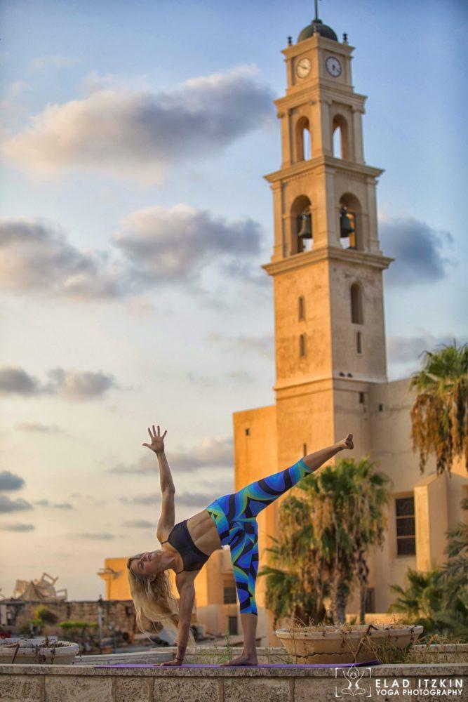 Elad Itzkin Yoga Photography - Kim Bassen and Eyal Mayer - ELAD4668