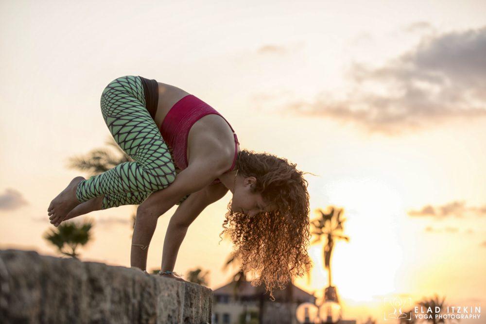 Elad Itzkin Yoga Photography - Kim Bassen and Eyal Mayer - ELAD4808