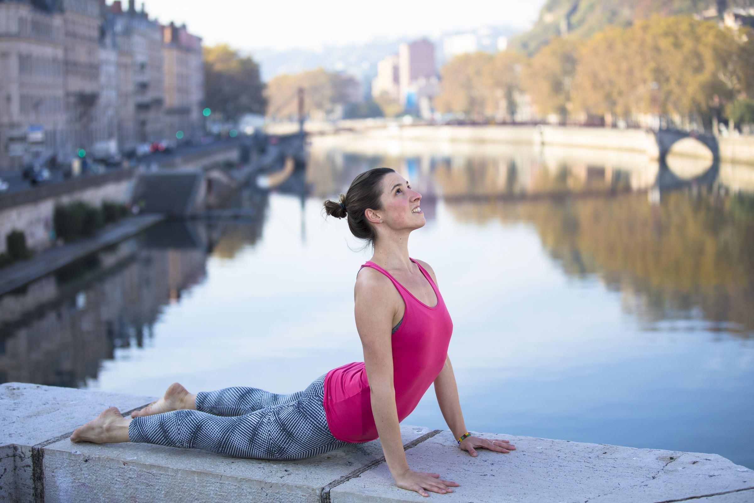 Elad Itzkin Yoga Photography - Margot Flandrin - 7420