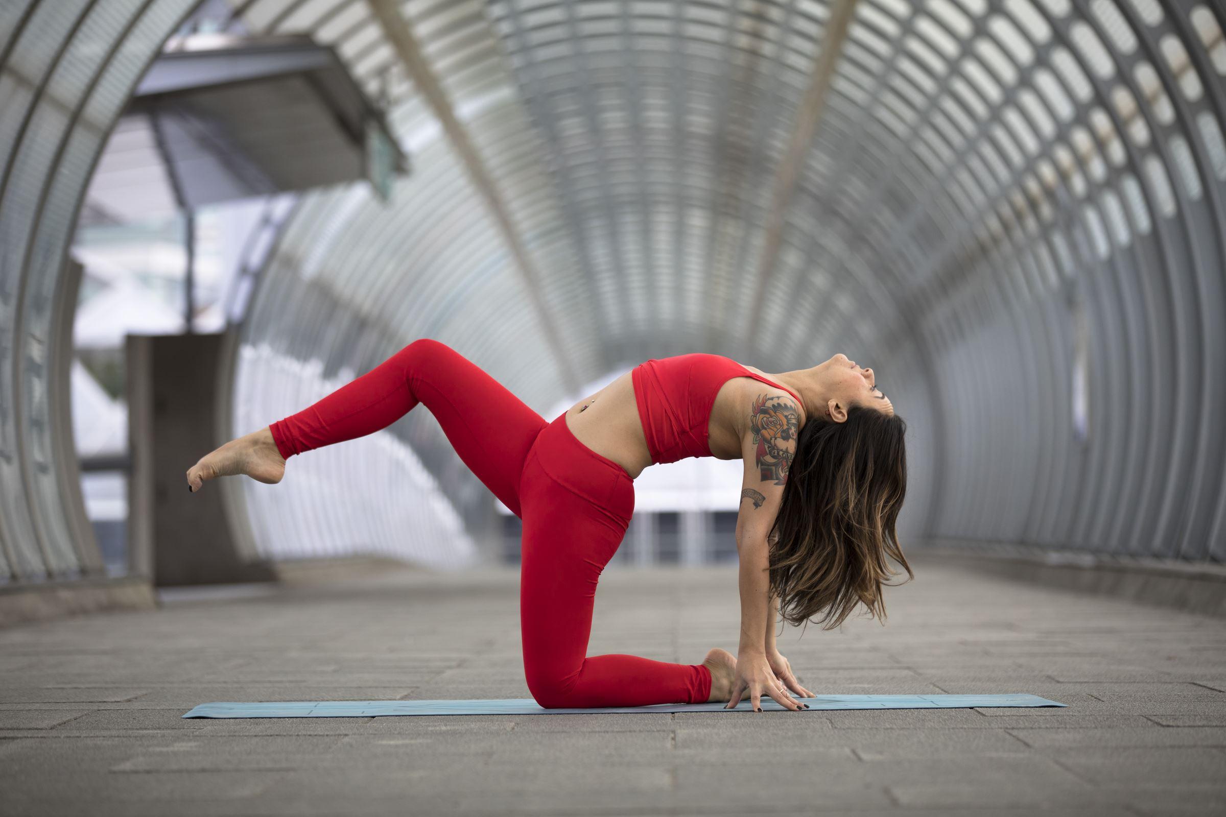 Elad Itzkin Yoga Photography - Melissa Zelaya - 6706