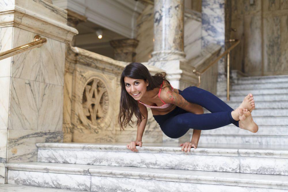 Elad Itzkin Yoga Photography - Poleen d'Athis - 0008