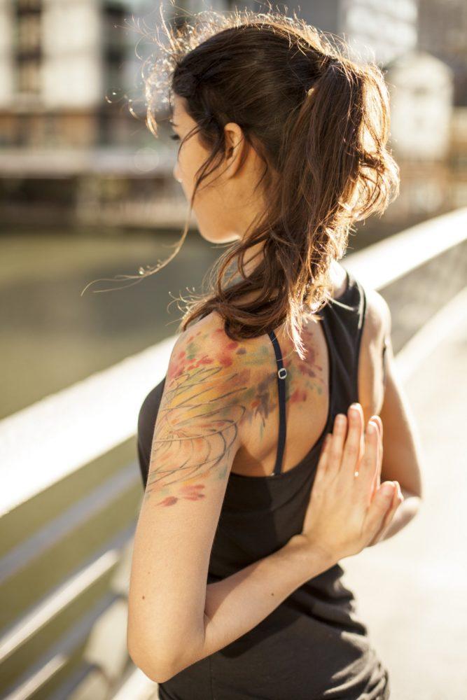 Elad Itzkin Yoga Photography - Poleen d'Athis 0739