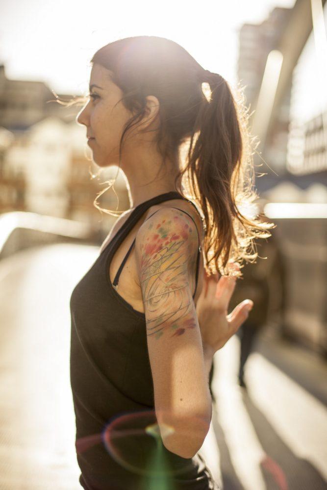 Elad Itzkin Yoga Photography - Poleen d'Athis 0742