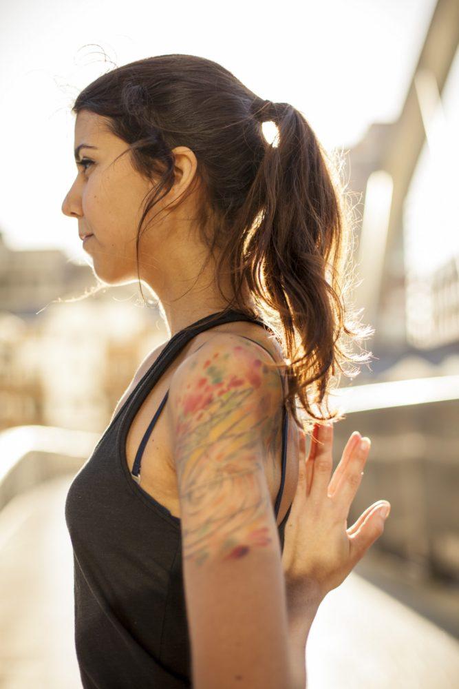 Elad Itzkin Yoga Photography - Poleen d'Athis 0744