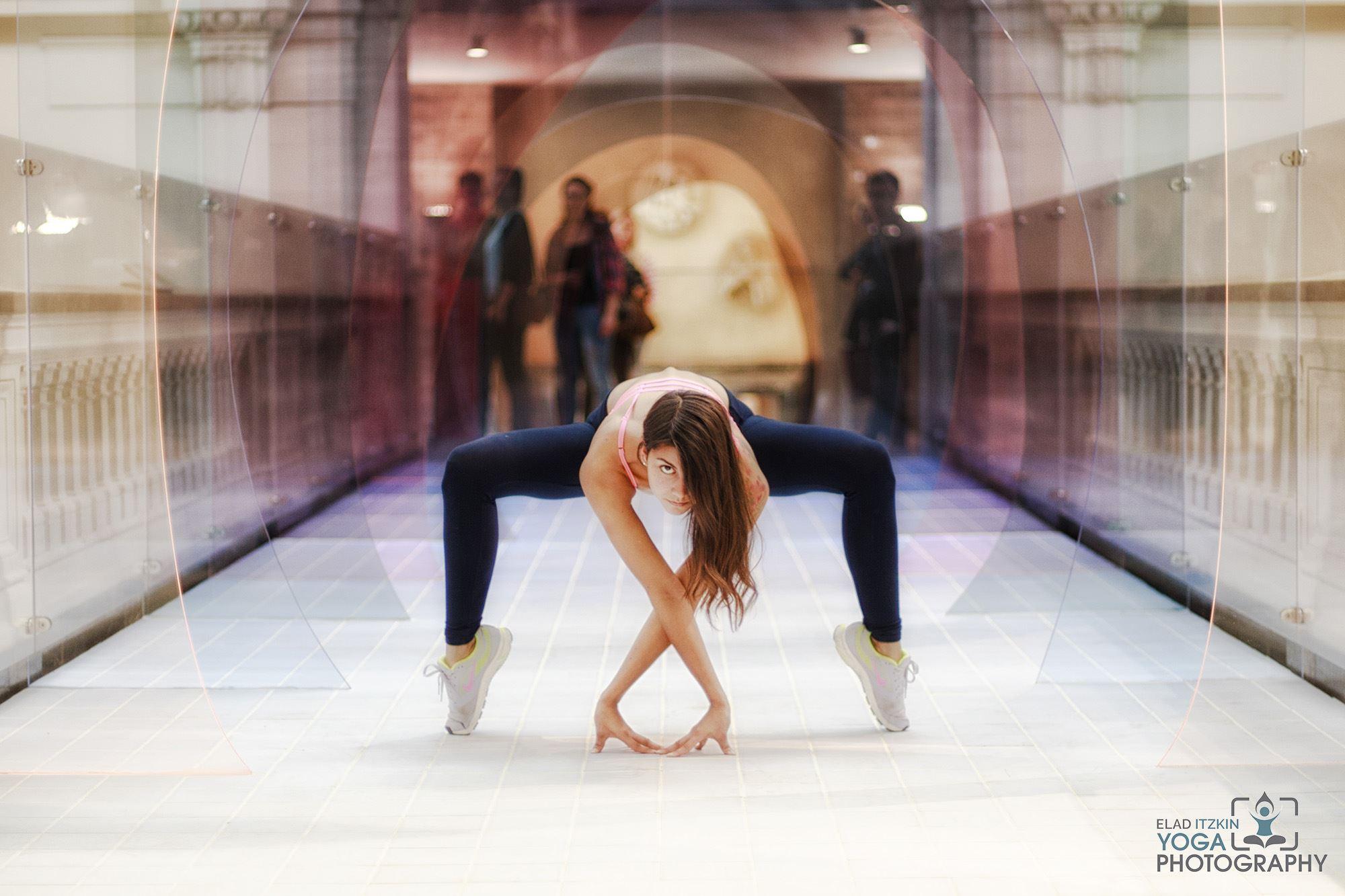Elad Itzkin Yoga Photography - Poleen d'Athis - 6542