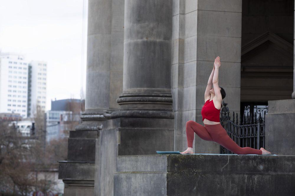Elad Itzkin Yoga Photography - Jessica Jhotiyoga - Berlin, Germany