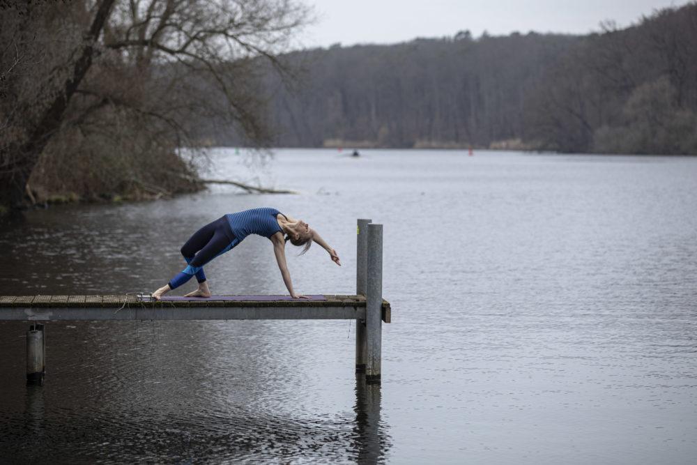 Elad Itzkin Yoga Photography - Kristina Dunaj - Berlin, Germany