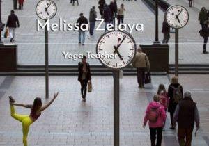 Melissa Zelaya - Yoga Teacher - http://melissazelayayoga.com/